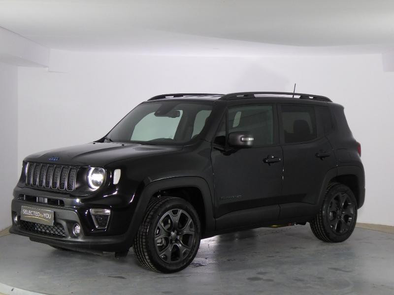 Jeep Renegade 1.3 GSE T4 190ch 4xe 80th Anniversary AT6 MY21 Noir occasion à PERPIGNAN - photo n°3