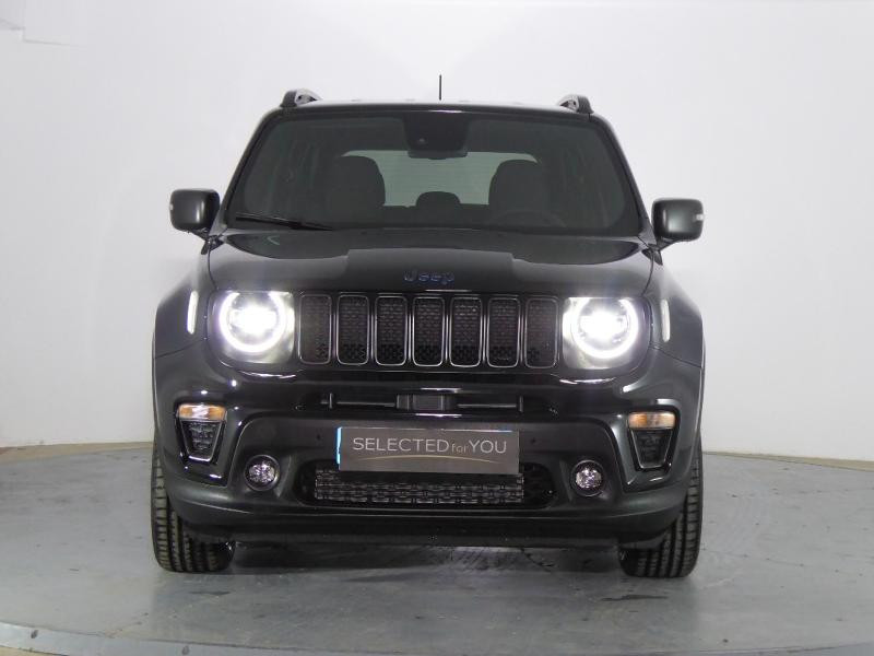 Jeep Renegade 1.3 GSE T4 190ch 4xe 80th Anniversary AT6 MY21 Noir occasion à PERPIGNAN - photo n°2