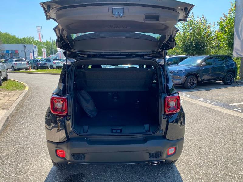 Jeep Renegade 1.3 GSE T4 190ch 4xe 80th Anniversary AT6 MY21 Noir occasion à Toulouse - photo n°5