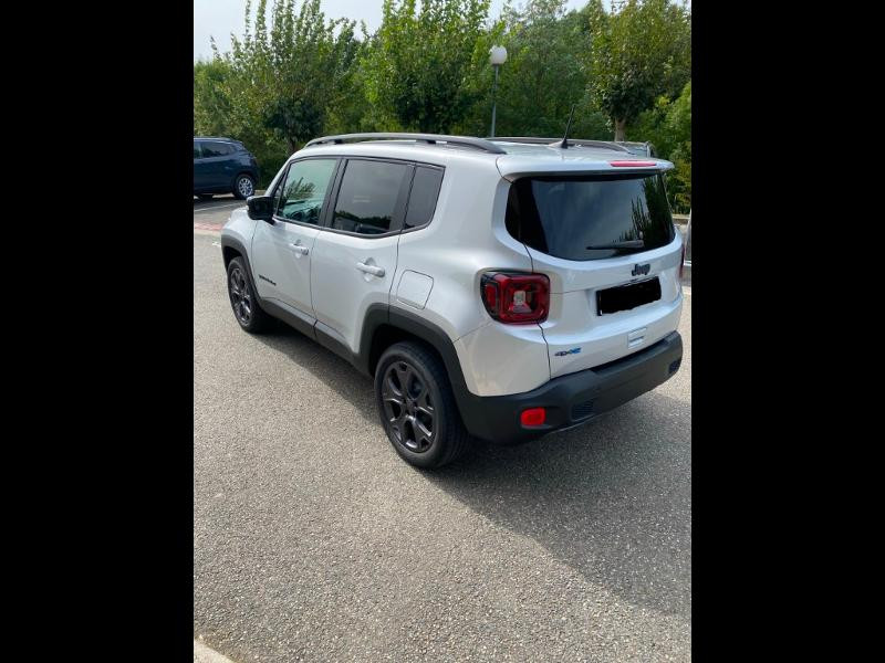 Jeep Renegade 1.3 GSE T4 190ch 4xe 80th Anniversary AT6 MY21 Blanc occasion à Toulouse - photo n°3