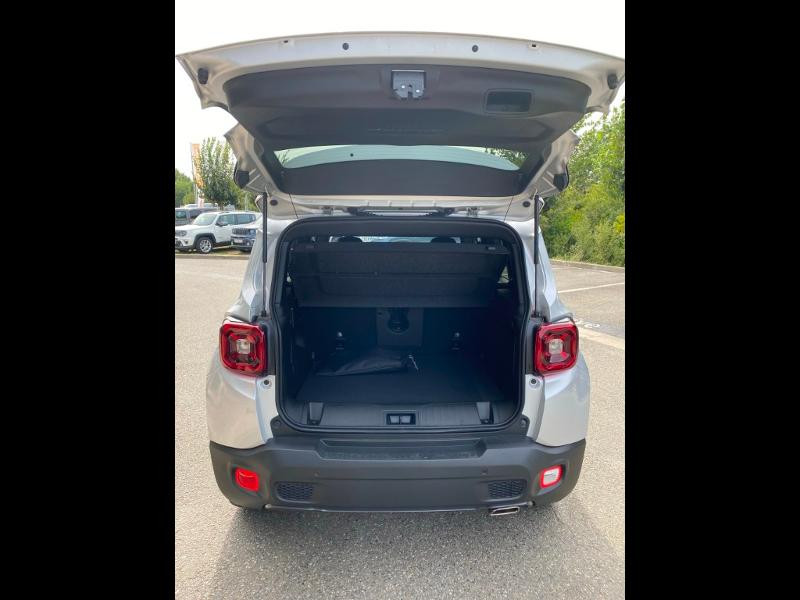 Jeep Renegade 1.3 GSE T4 190ch 4xe 80th Anniversary AT6 MY21 Blanc occasion à Toulouse - photo n°5