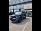 Jeep Renegade 1.3 GSE T4 190ch 4xe 80th Anniversary AT6 MY21 Noir à Mérignac 33