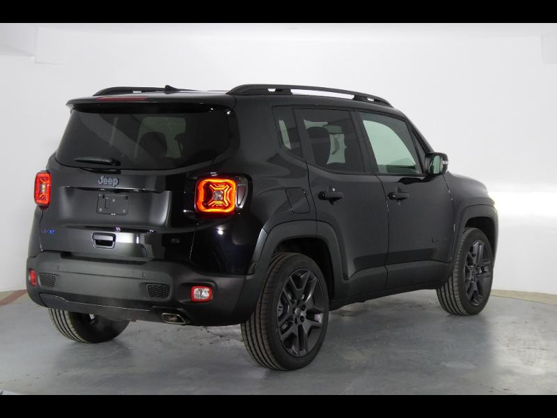 Jeep Renegade 1.3 GSE T4 240ch 4xe S AT6 MY21 Noir occasion à PERPIGNAN - photo n°5