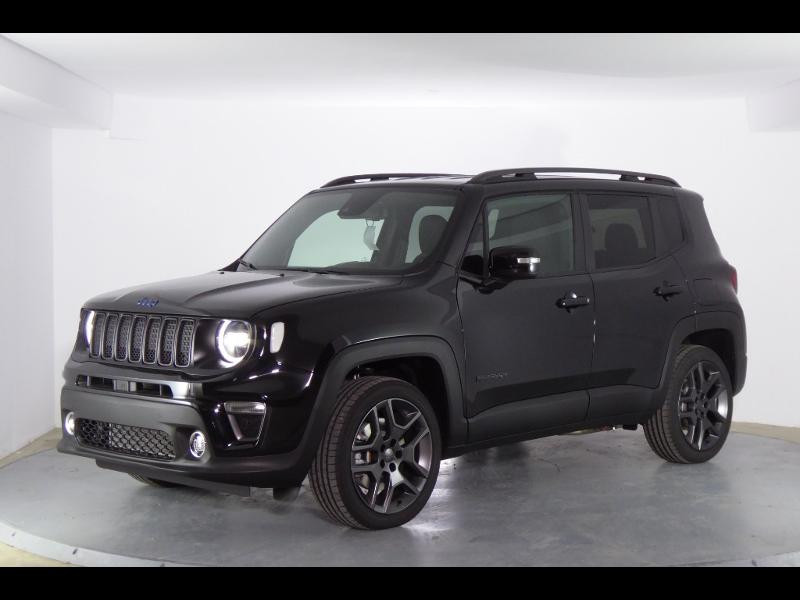 Jeep Renegade 1.3 GSE T4 240ch 4xe S AT6 MY21 Noir occasion à PERPIGNAN - photo n°3