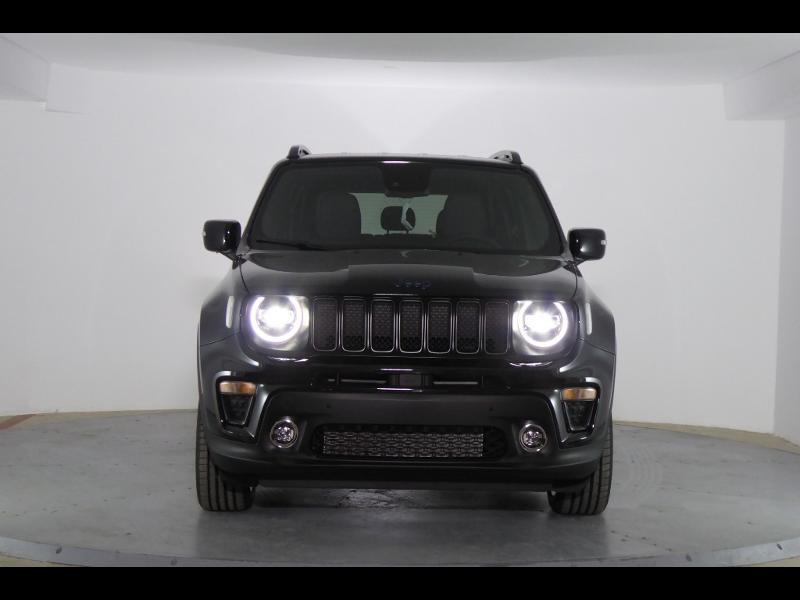 Jeep Renegade 1.3 GSE T4 240ch 4xe S AT6 MY21 Noir occasion à PERPIGNAN - photo n°2