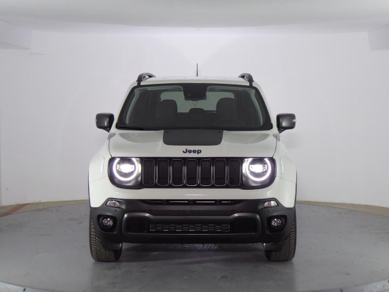Jeep Renegade 1.3 GSE T4 240ch 4xe Trailhawk AT6 MY21 Blanc occasion à PERPIGNAN - photo n°2