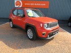 Jeep Renegade 1.3 Turbo T4 - 150 - BVR 4x2  Limited PHASE 2 Orange à Lormont 33