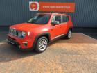 Jeep Renegade 1.3 Turbo T4 150 BVR6 4x2  Limited Orange à Lormont 33
