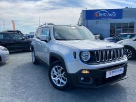 Jeep Renegade Gris, garage BHD AUTO à Biganos