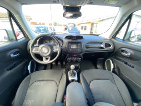 Jeep Renegade 1.4 I MULTIAIR S&S 140 CH LONGITUDE BUSINESS Gris occasion à Biganos - photo n°2