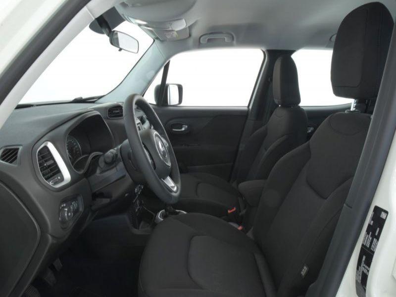 Jeep Renegade 1.4 MultiAir 140 Blanc occasion à Beaupuy