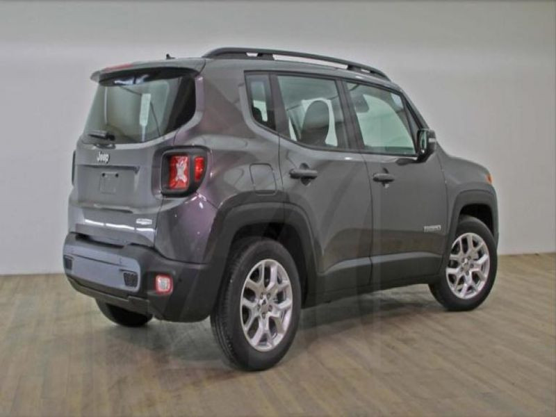 Jeep Renegade 1.4 MultiAir 140 Gris occasion à Beaupuy - photo n°3