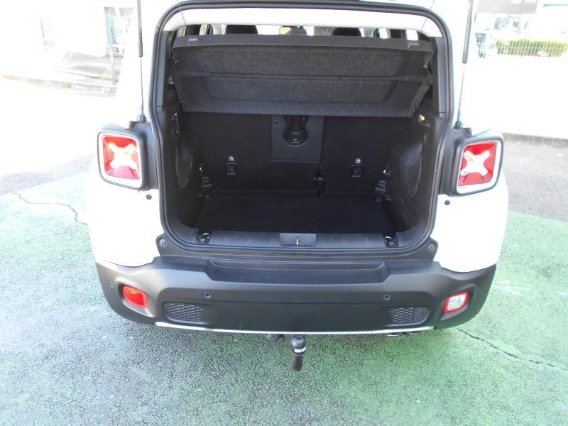 Jeep Renegade 1.4 MultiAir S&S 140ch Limited Blanc occasion à Toulouse - photo n°17