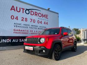 Jeep Renegade Rouge, garage AUTODROME à Marseille 10