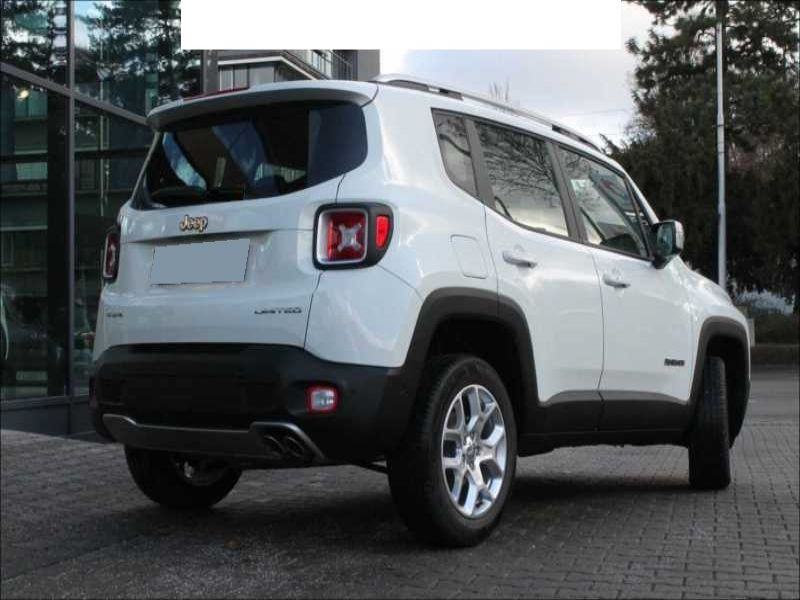 Jeep Renegade 1.6 Multijet 120 Blanc occasion à Beaupuy - photo n°2