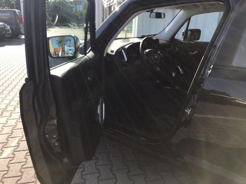 Jeep Renegade 1.6 Multijet 120 Noir occasion à Beaupuy