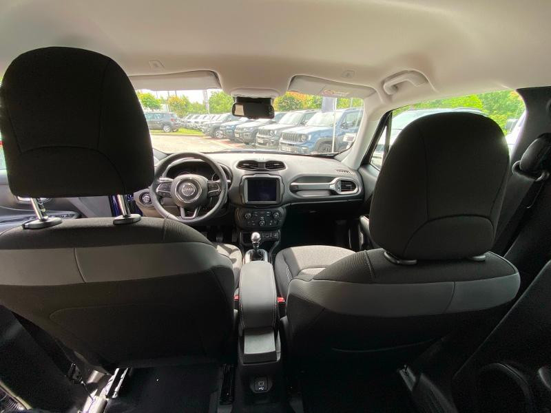 Jeep Renegade 1.6 MultiJet 120ch Limited  occasion à Toulouse - photo n°11
