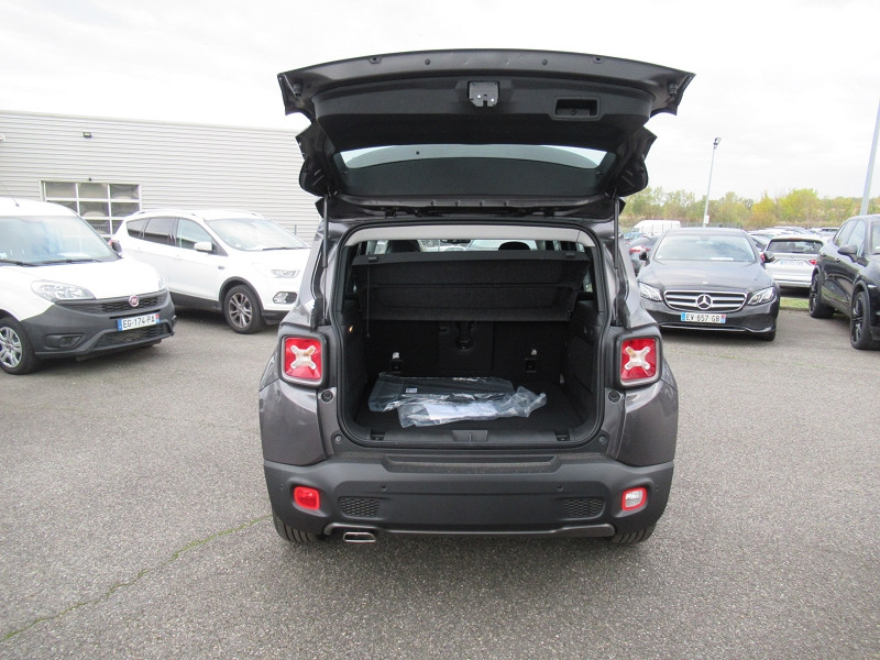 Jeep Renegade 1.6 MULTIJET 120CH LIMITED Gris occasion à Albi - photo n°8