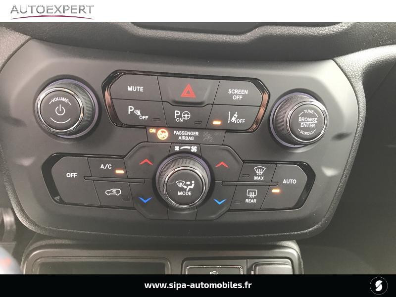 Jeep Renegade 1.6 MultiJet 130ch Limited MY21  occasion à Toulouse - photo n°20