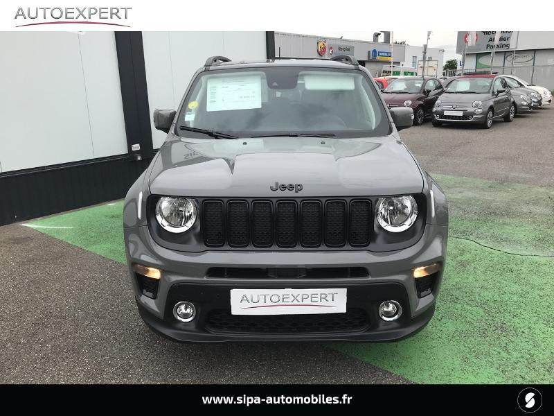 Jeep Renegade 1.6 MultiJet 130ch Limited MY21  occasion à Toulouse - photo n°8