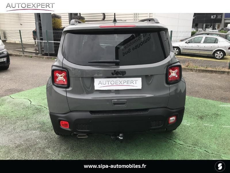 Jeep Renegade 1.6 MultiJet 130ch Limited MY21  occasion à Toulouse - photo n°9