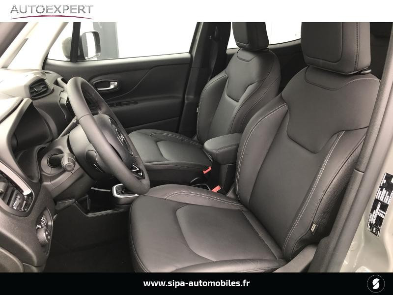 Jeep Renegade 1.6 MultiJet 130ch Limited MY21  occasion à Toulouse - photo n°4