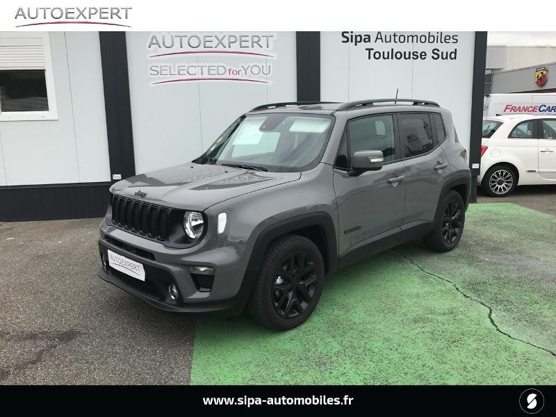 Jeep Renegade 1.6 MultiJet 130ch Limited MY21  occasion à Toulouse
