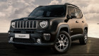 Jeep Renegade 1.6 multijet 130cv bvm 4x2 limited + full led Noir à Ganges 34