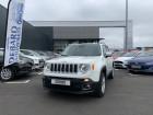 Jeep Renegade 1.6 MULTIJET S&S 120CH LIMITED Blanc à Mées 40