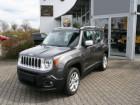Jeep Renegade 2.0 Multijet 140 4x4 Gris à Beaupuy 31