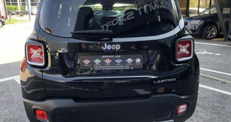 Jeep Renegade Limited Noir occasion à FOETZ - photo n°3