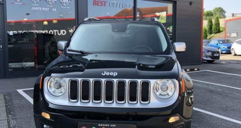 Jeep Renegade Limited Noir occasion à FOETZ - photo n°5