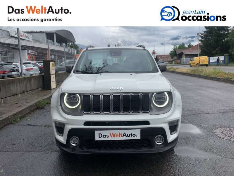 Jeep Renegade Renegade 1.0 GSE 120ch  5p Blanc occasion à Sallanches - photo n°2