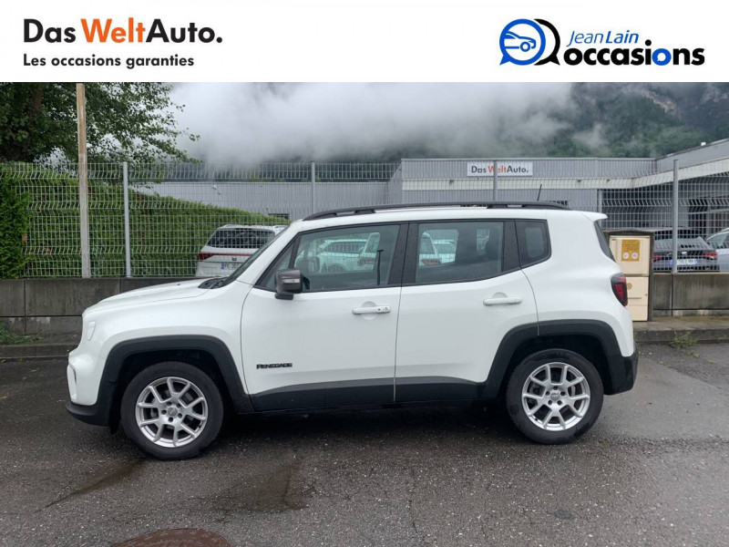 Jeep Renegade Renegade 1.0 GSE 120ch  5p Blanc occasion à Sallanches - photo n°8
