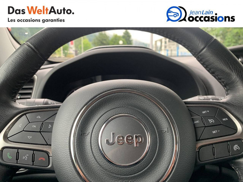 Jeep Renegade Renegade 1.0 GSE 120ch  5p Blanc occasion à Sallanches - photo n°12