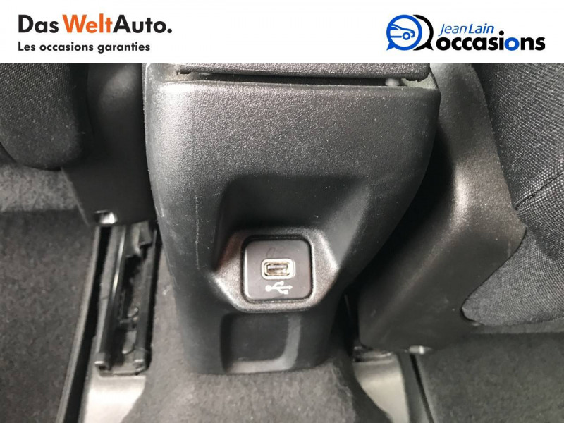 Jeep Renegade Renegade 1.6 l MultiJet 120 ch BVM6 Limited 5p Gris occasion à Sallanches - photo n°19
