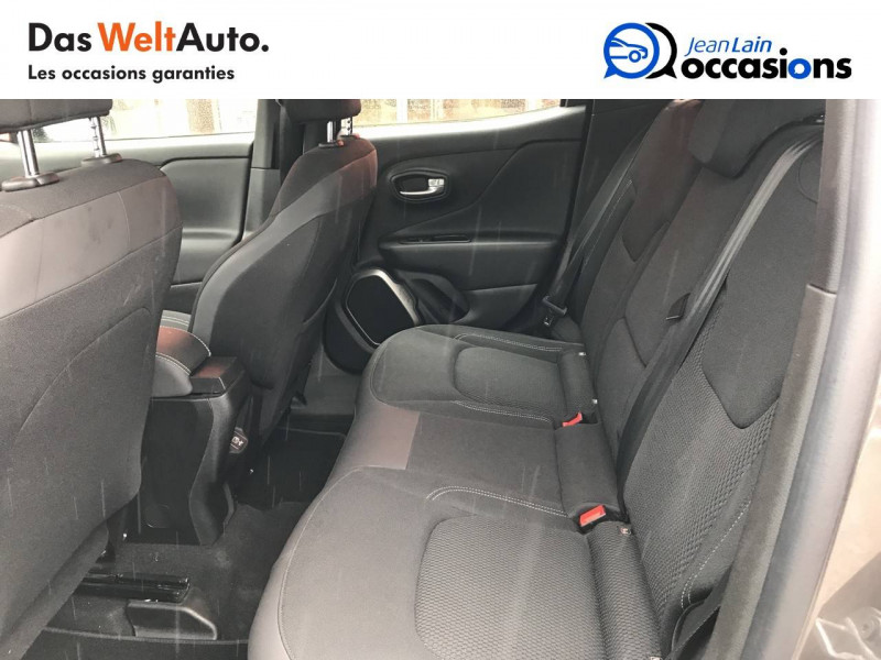 Jeep Renegade Renegade 1.6 l MultiJet 120 ch BVM6 Limited 5p Gris occasion à Sallanches - photo n°17