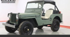 Jeep Willis 1950 prix tout compris Vert à PONTAULT COMBAULT 77