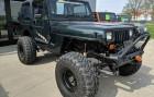 Jeep Wrangler   à Lyon 69