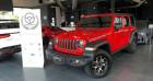 Jeep Wrangler 2.2 MultiJet 200ch Unlimited RUBICON Bva8 Rouge à LE SOLER 66