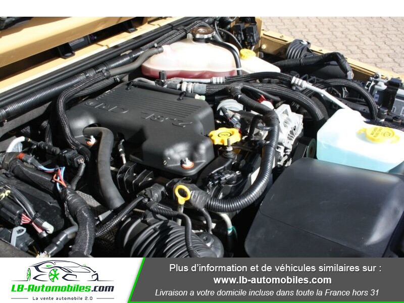 Jeep Wrangler 2.8 CRD Beige occasion à Beaupuy - photo n°4