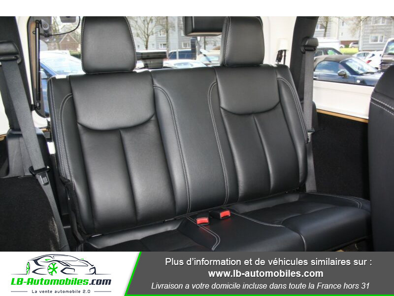 Jeep Wrangler 2.8 CRD Beige occasion à Beaupuy - photo n°11