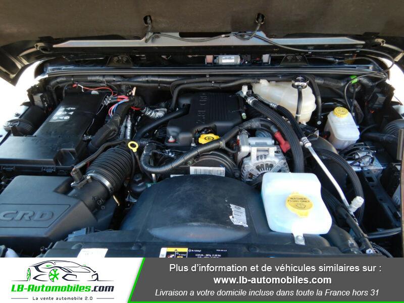 Jeep Wrangler 2.8 CRD Noir occasion à Beaupuy - photo n°5