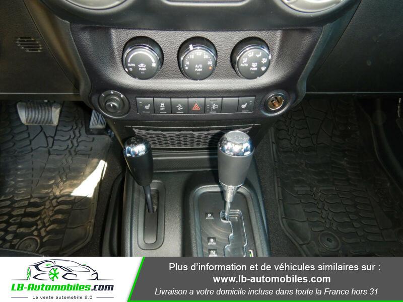 Jeep Wrangler 2.8 CRD Noir occasion à Beaupuy - photo n°14