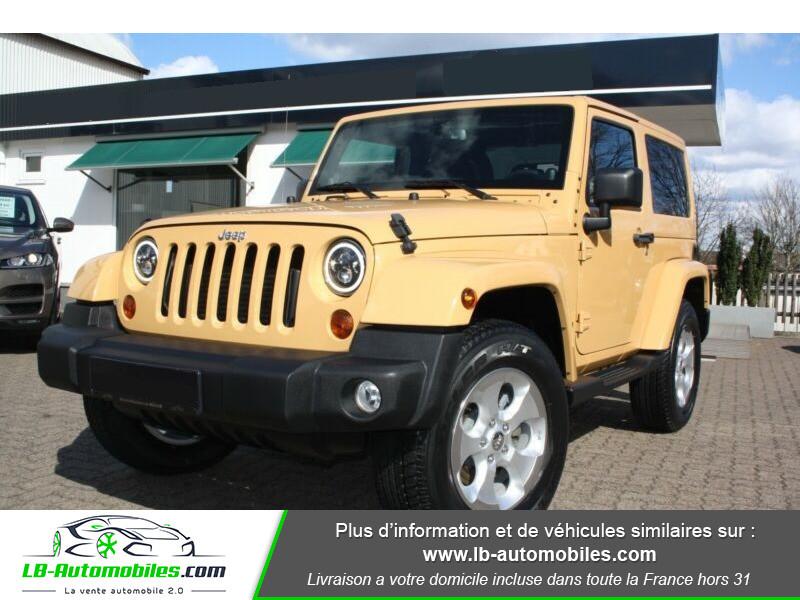 Jeep Wrangler 2.8 CRD Beige occasion à Beaupuy