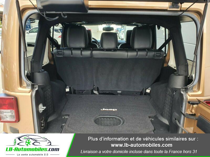 Jeep Wrangler 2.8 CRD Marron occasion à Beaupuy - photo n°8