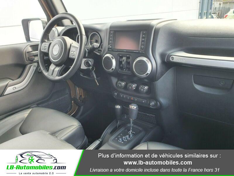 Jeep Wrangler 2.8 CRD Marron occasion à Beaupuy - photo n°12