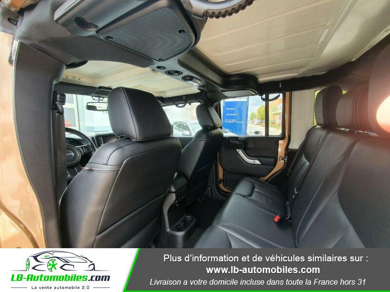 Jeep Wrangler 2.8 CRD Marron occasion à Beaupuy - photo n°15