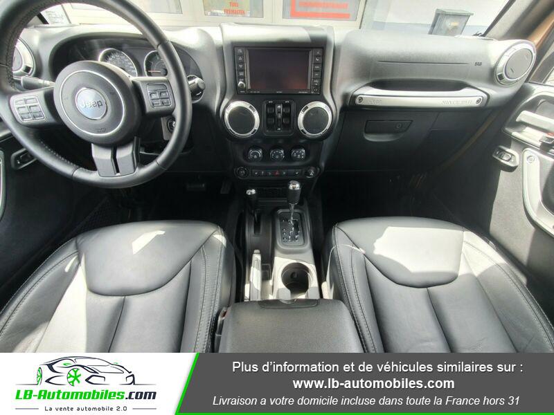 Jeep Wrangler 2.8 CRD Marron occasion à Beaupuy - photo n°2
