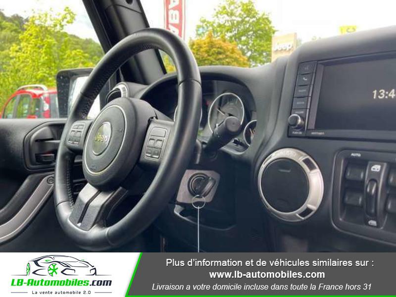 Jeep Wrangler 2.8 CRD Noir occasion à Beaupuy - photo n°2